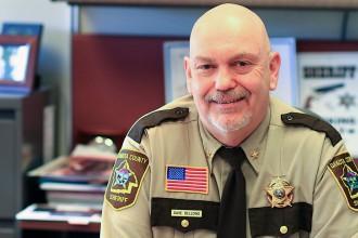 Dakota County Sheriff Dave Bellows