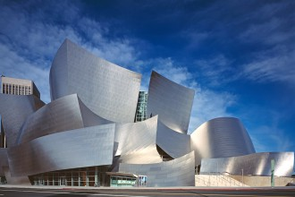 Walt Disney Concert Hall, Los Angeles, Calif.