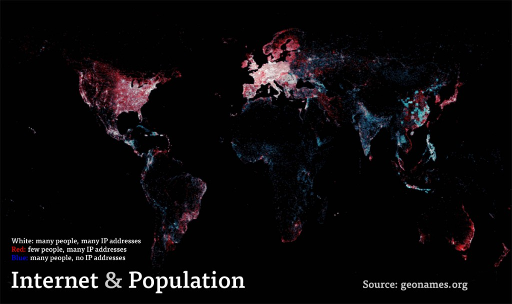 internet-and-population