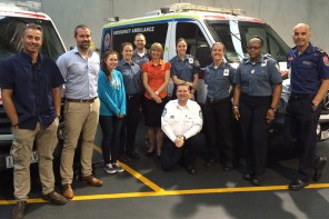 Inver Hills EMS group with ambulance service in Melbourne