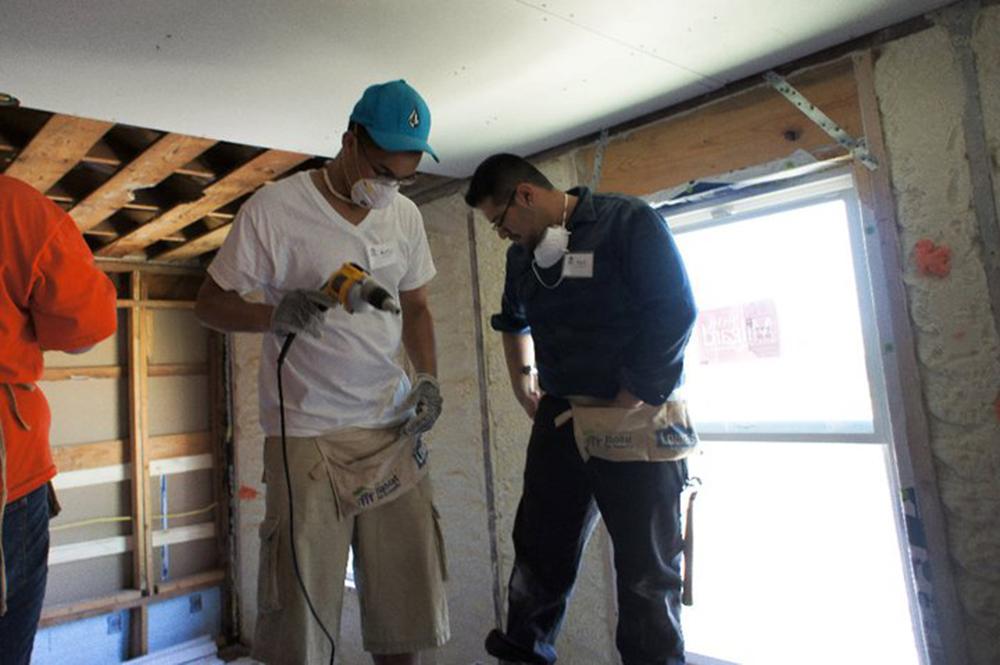 IHCC Katrina Disaster Relief Trip 2012