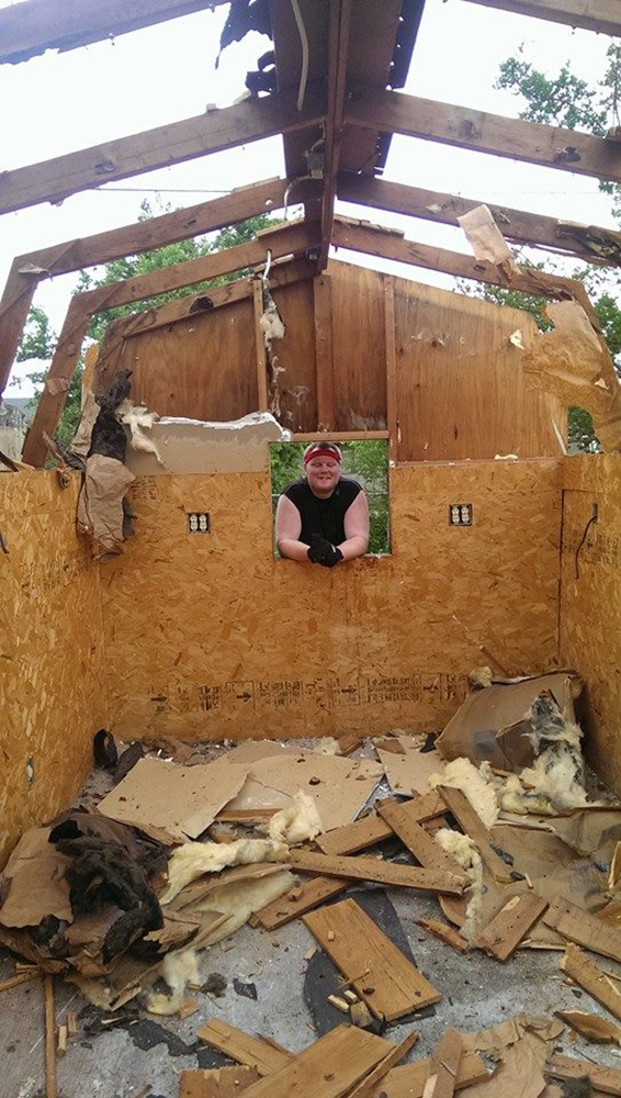 IHCC Moore OK Disaster Relief Trip 2014