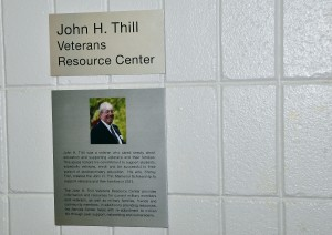 John H. Thill Veterans Resource Center