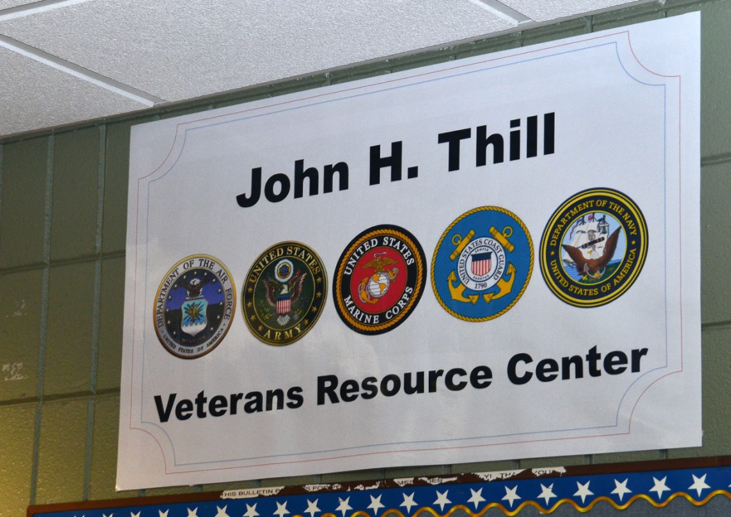 John H. Thill Veterans Resource Center
