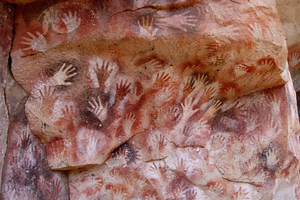 Cave of Hands, Santa Cruz, Argentina