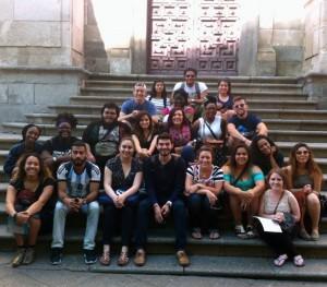 Keith Sherin Global Leaders in Salamanca