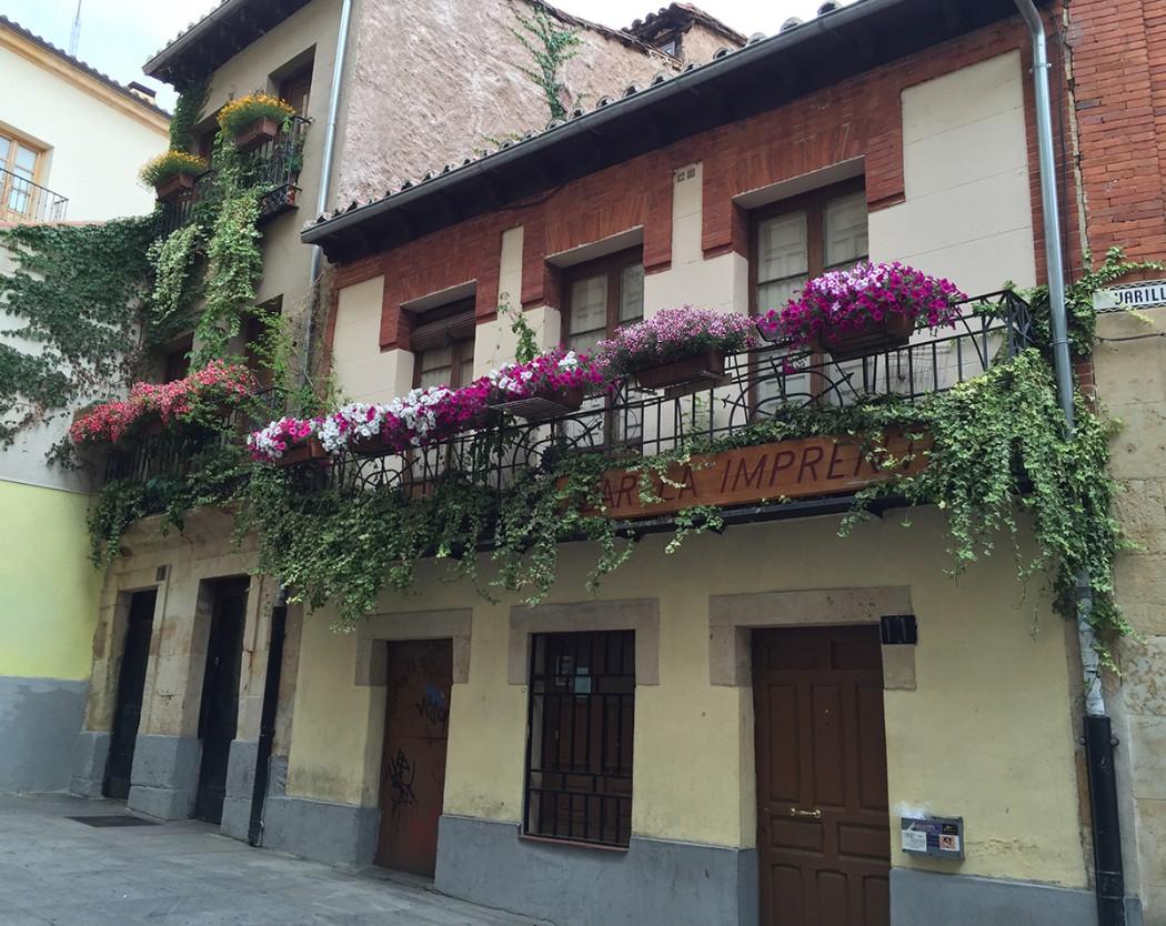 Levi Afolabi Salamanca Study Abroad