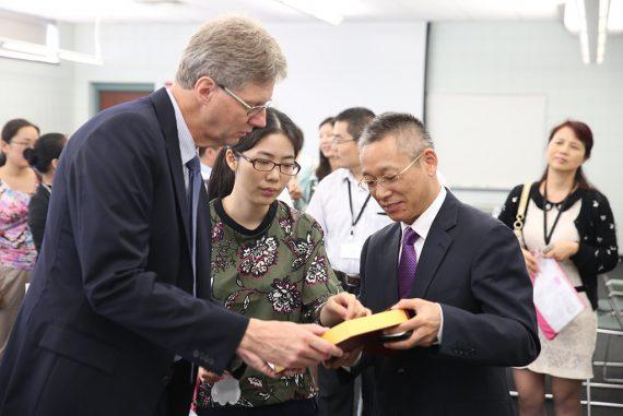Chinese Delegation Visit