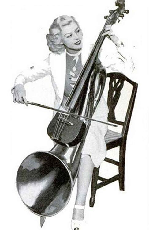 Cello Horn
