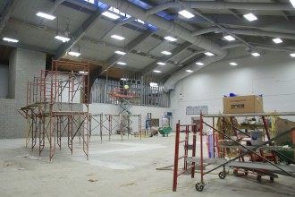 Activities Building Project at Inver Hills