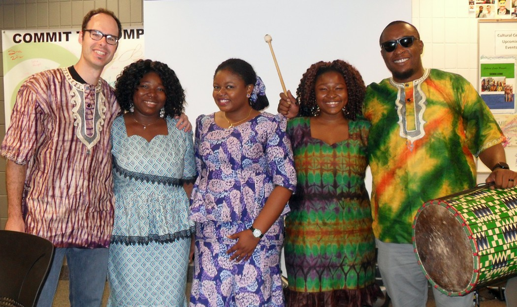 Diverse Perspectives: Sierra Leone