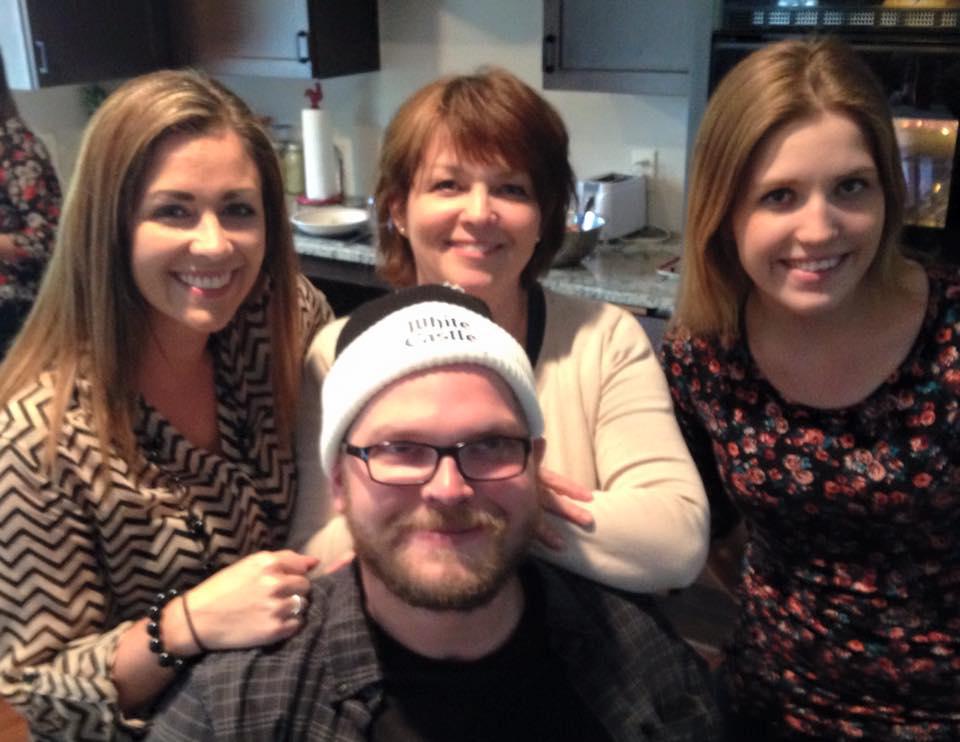 Amanda, Zack, Cheryl and Molly