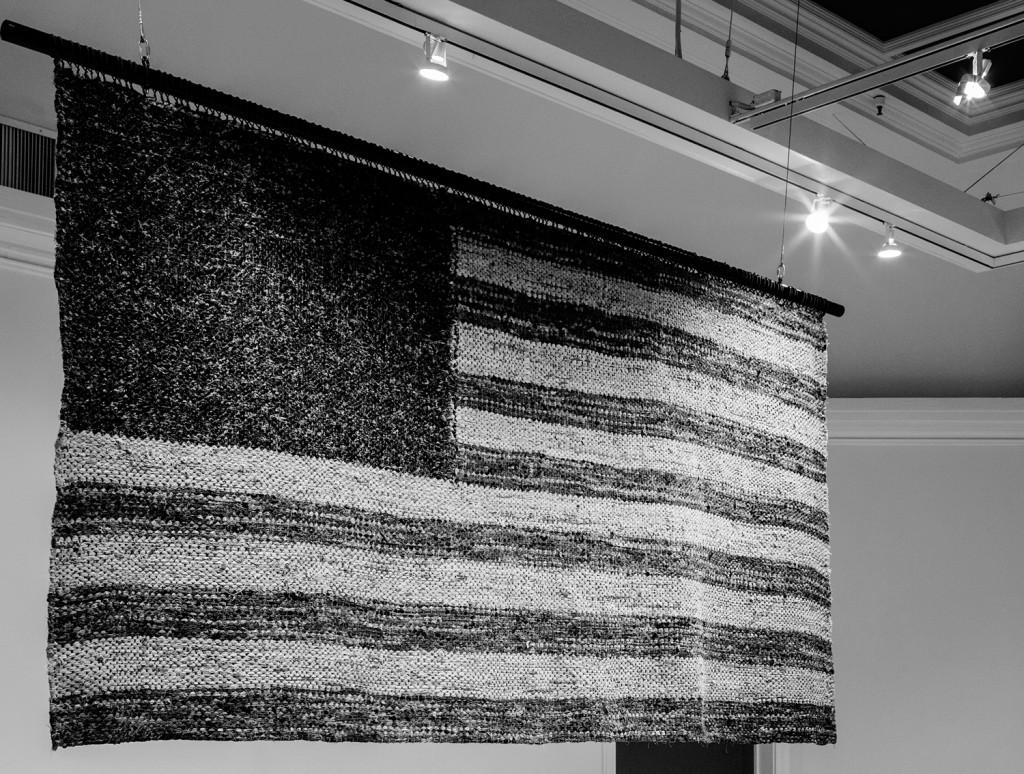 Jeffrey Stenbom: Freedom's Threads, 2015