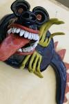 Student ceramics work