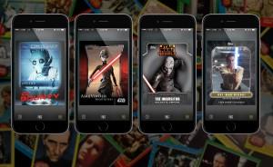 Star Wars Digital Trading Cards