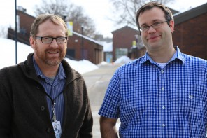 Staff Spotlight: Brian Jesness and Tom Keeler