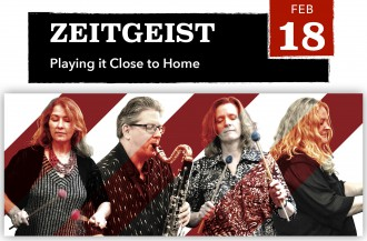 Zeitgeist: Playing It Close to Home