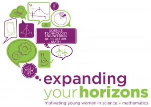 Expanding Your Horizons Conference, Saturday, April 30, 2016