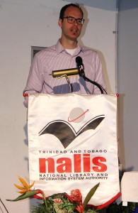 Andy Martin in Trinidad and Tobago