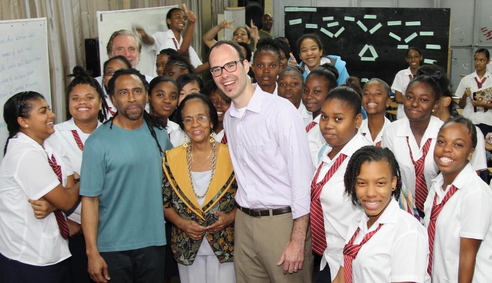 Andrew Martin in Trinidad and Tobago