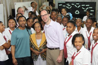 Andrew Martin in Trinidad and Tobago