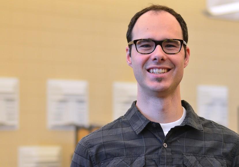 Andrew Martin, Ph.D.