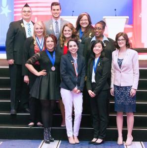 PTK International Team Finalists
