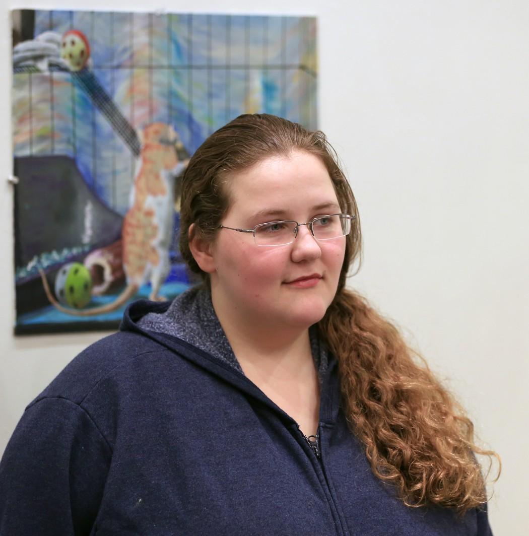 Caitlin Wiberg
