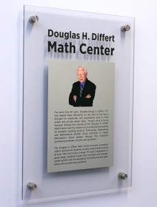 Douglas H. Differt Math Center