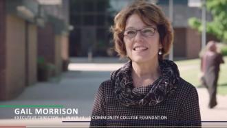 Gail Morrison, Inver Hills Foundation