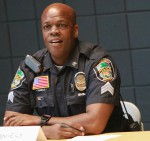 Sergeant John Daniels