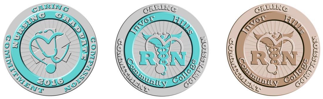 Graduating Students Create New Nursing Pin » IHCC News
