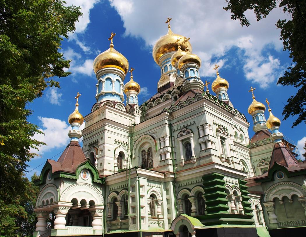 Intercession Convent in Kiev