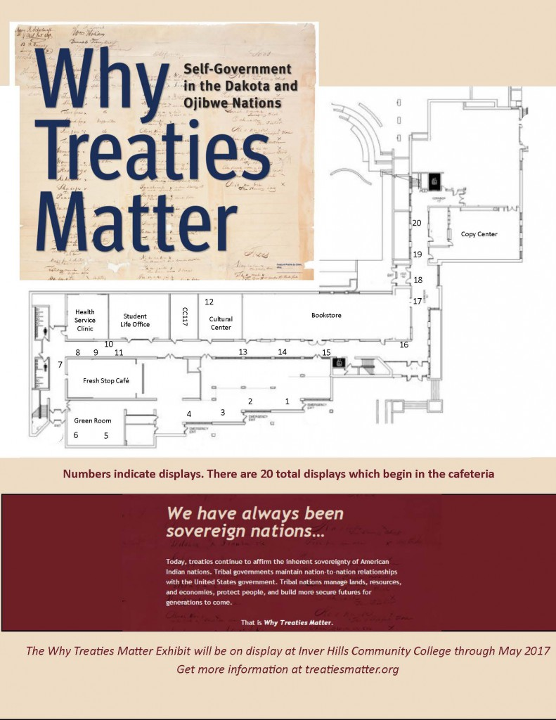Why Treaties Matter Inver Hills map