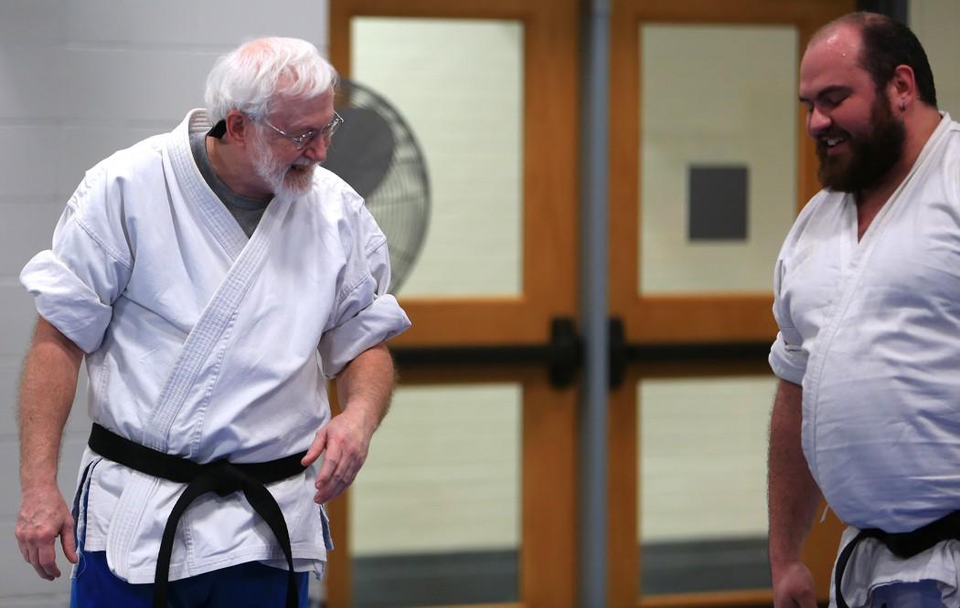 Karate in Inver Studio