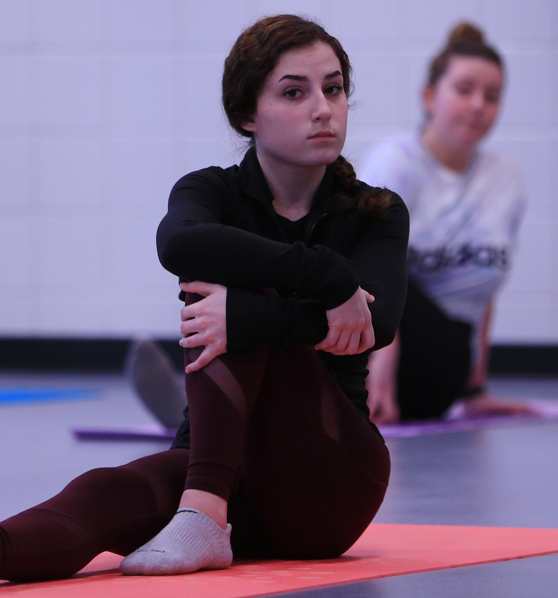 Yoga in Inver Studio