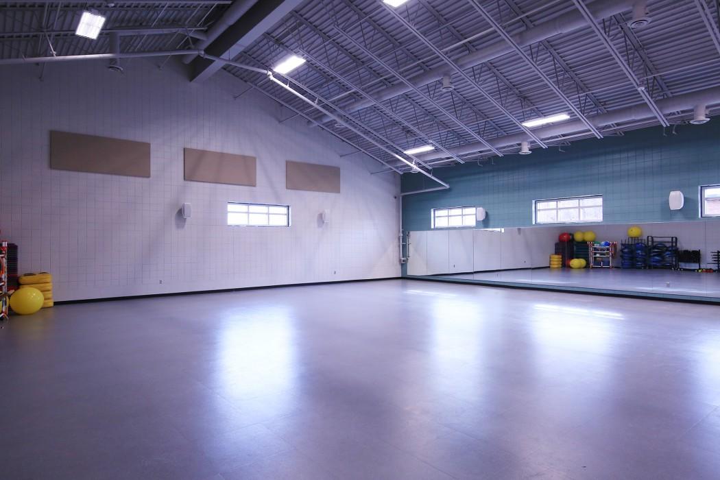 New studio in Activities building