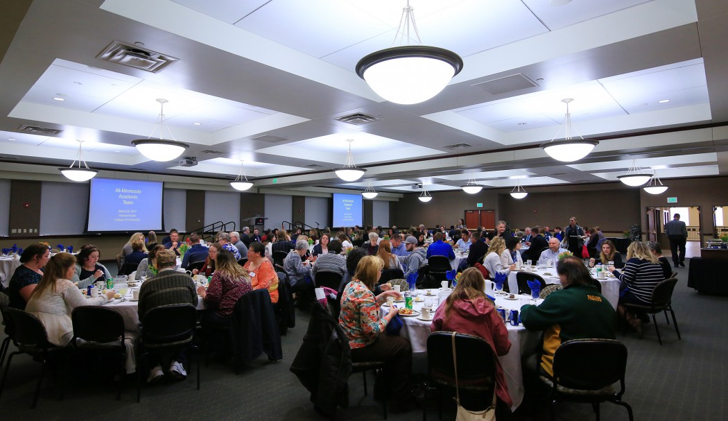 2017 All-Minnesota Academic Team Celebration