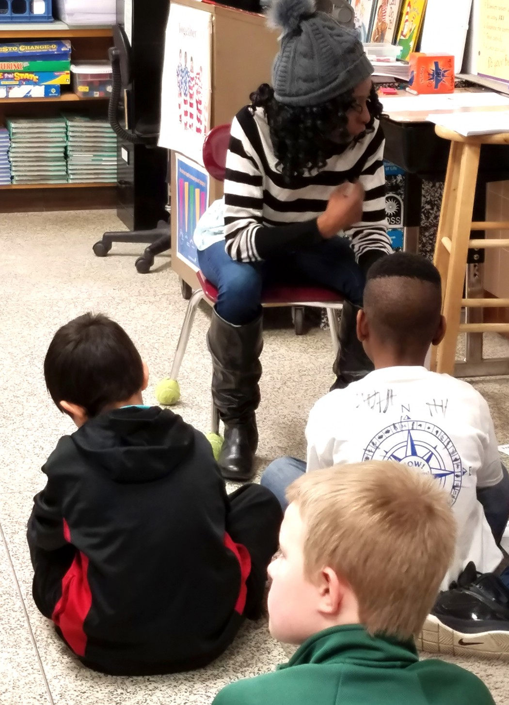 Hilltop Elementary folktales