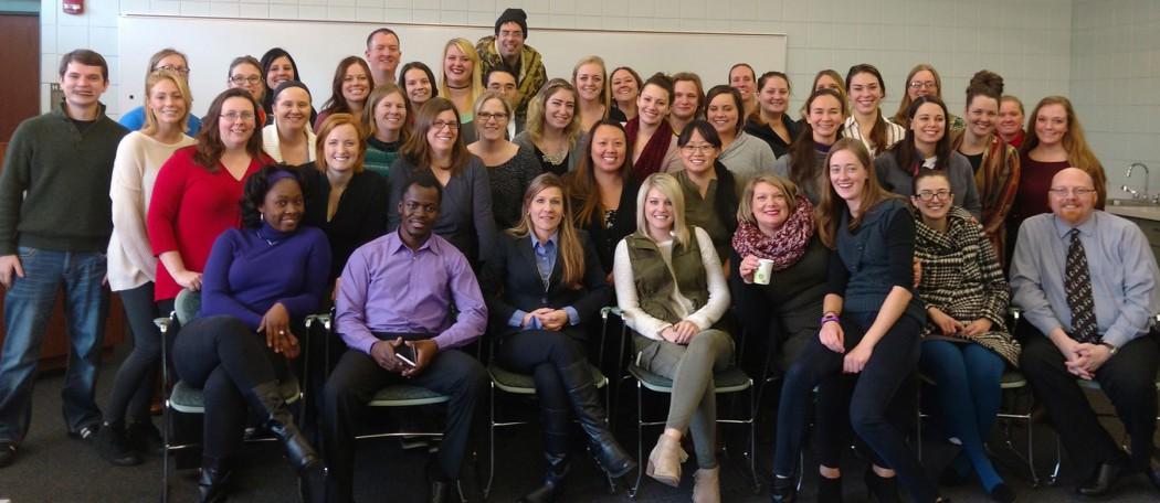 Nursing Class of 2016