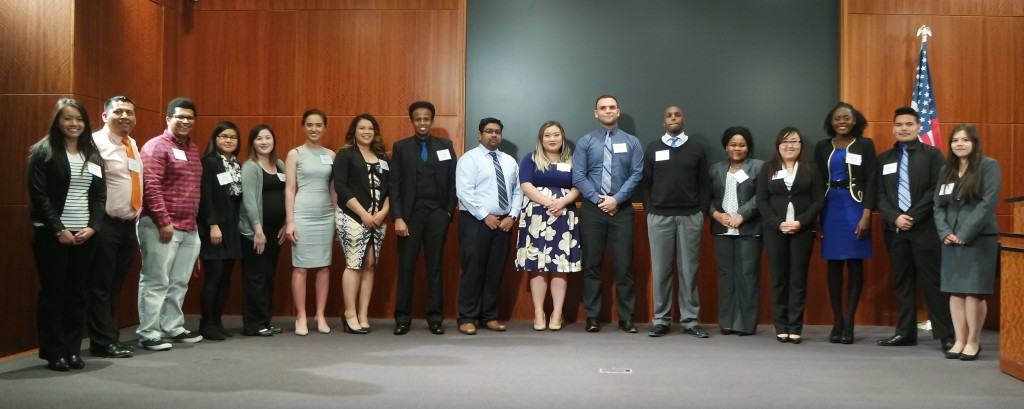 Travelers EDGE Scholars from the Twin Cities