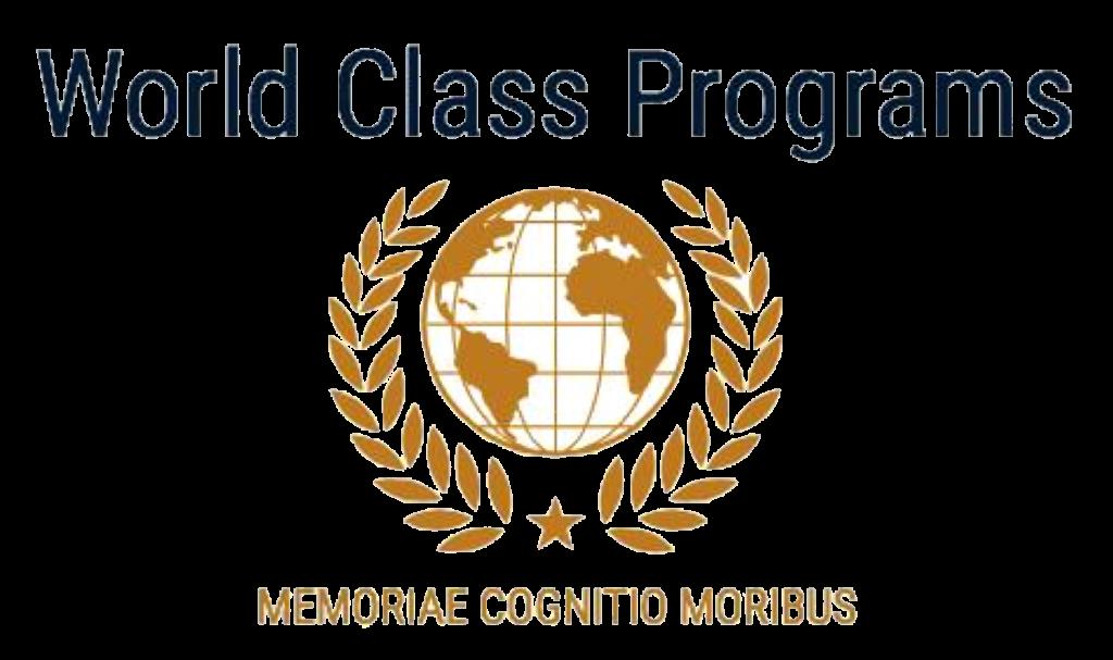 World Class Programs