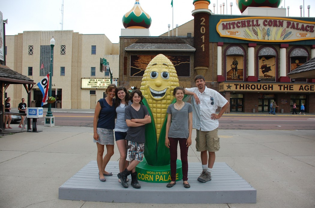 Corn Palace