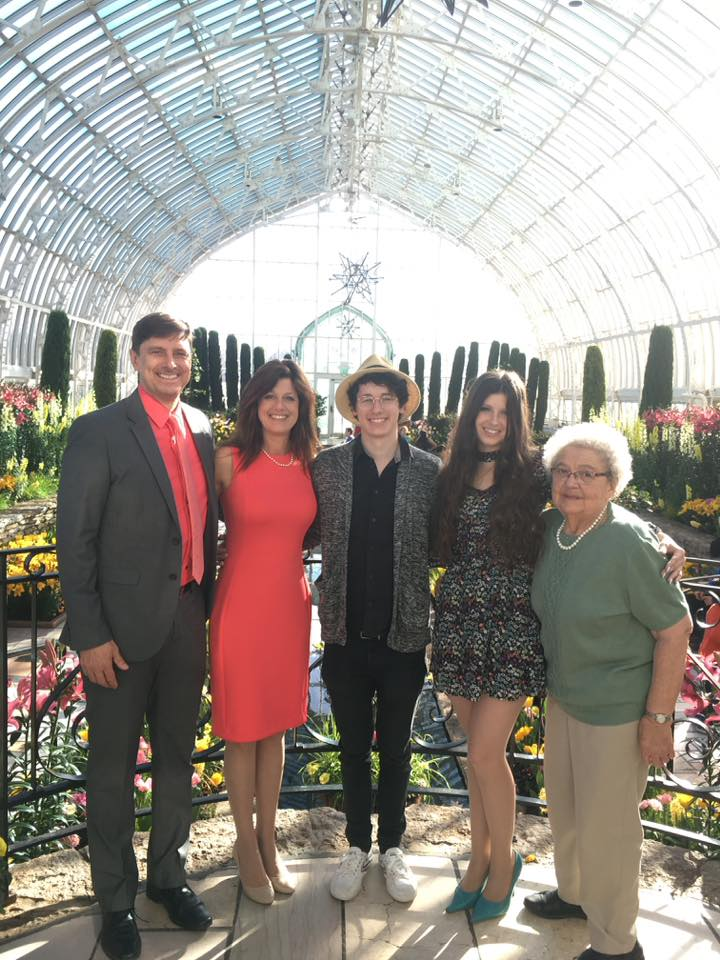 Easter at Como 2017
