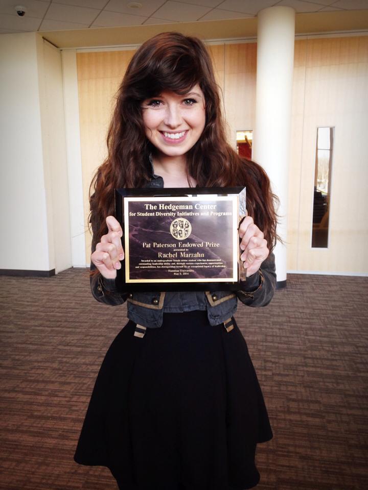 Hamline award