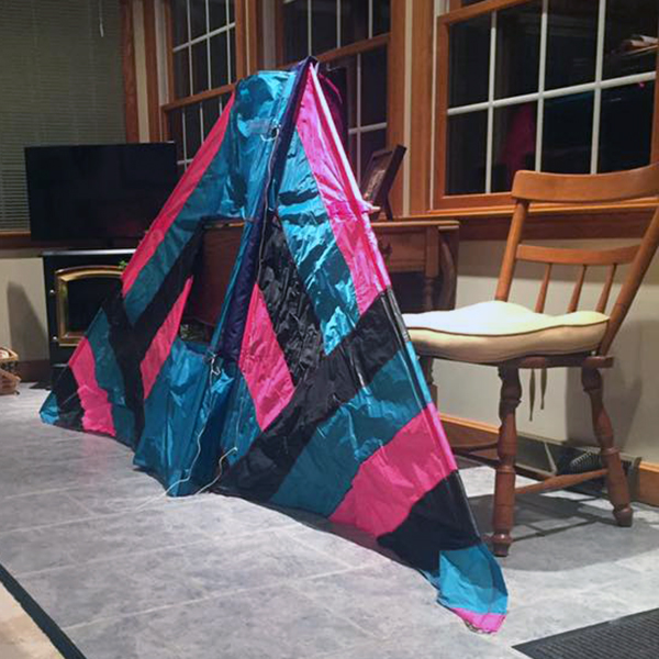 Grandpa Dave's kite