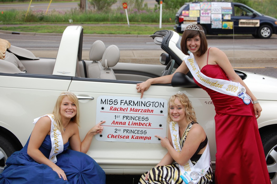 Miss Farmington 2009