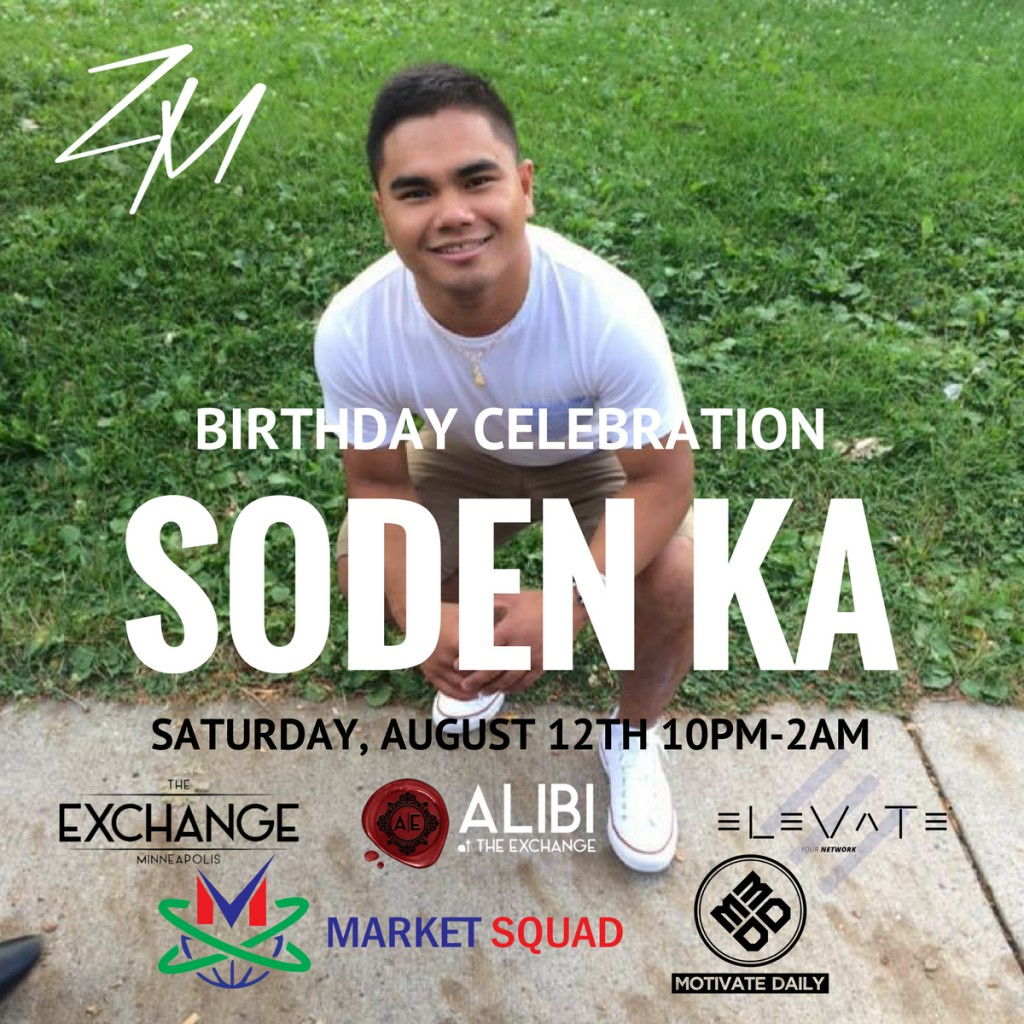 Birthday Celebration: Soden Ka