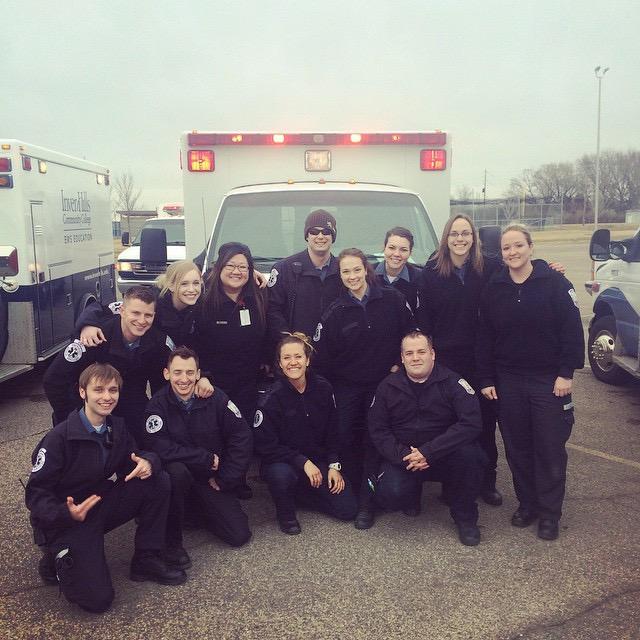 Inver EMS grads