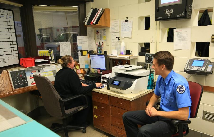 EMS Academy Dispatch